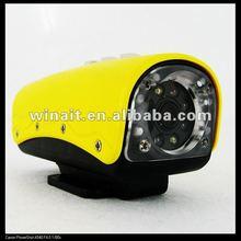 Winait's RD-32B waterproof 1080P digital video camcorder