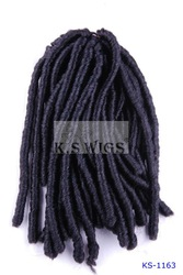 Fast delivery Africa style kanekalon fiber hair
