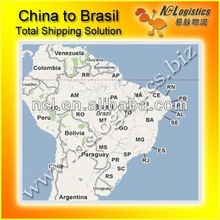 International shipping to Brasil