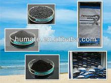 90% min Potassium Humate Shiny Crystal / Granule /Powder