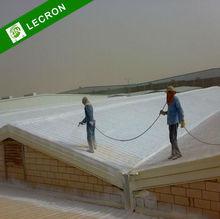 waterproof and fireproof polyurethane rigid spray foam insulation system