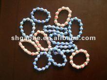 2012 New Design Alloy&Glass Beads Bracelet(2)