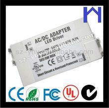 12V 3W 7W 9W 12W 15W 20W 24W 30W 36W 350ma 700ma constant current LED driver power supply