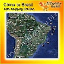Shenzhen/Guangzhou/China to Vitoria Brazil 40ft shipping container