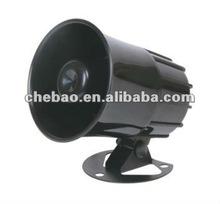 ES-301 car siren speaker 20w 12v 6 tones