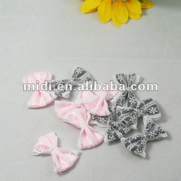 promoção hot nylon rendas artesanais arco de cabelo para a menina