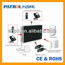 Patrol Hawk New&Smart wireless home alarm system