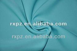 Cupro Satin With Spandex ITY Satin Chiffon With Spandex polyester shiny stretch satin fabric