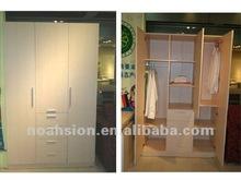 modern modular bedroom wardrobe 2012