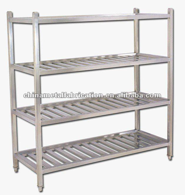 De calidad superior del metal estante de exhibición para ...