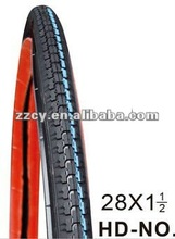 1.5'' durable Anti-skidding rubber bicycle tire