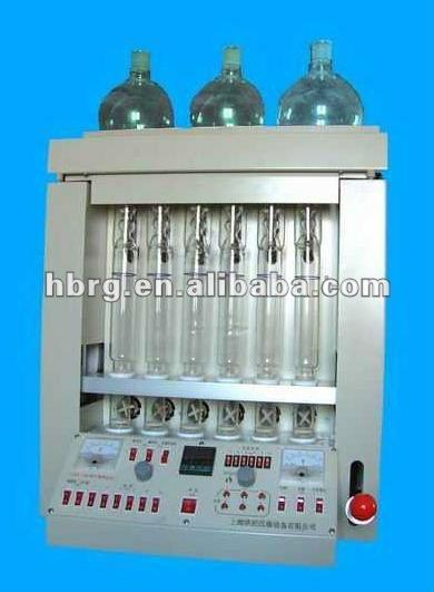 CXC-06 Crude fiber analyzer