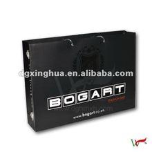 2012 New luxury paper packaging bag