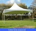 De aluminio durable de la familia con dosel jardín- tiendas de campaña resistente al viento