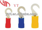HV Insulated Hook-Shaped Electronics Cable Connector&amp;Terminal