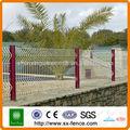 Pvc enduit de clôture électrique résidentiels.( fabricant)