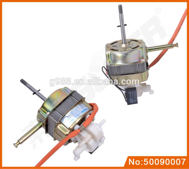 Suoer Electric Fan Motor 55w Electric Fan Motor With Gear