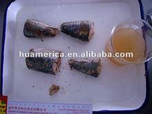 425g canned sardine in brine