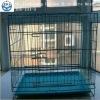 anti-corrosion folding dog cage