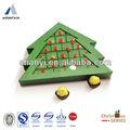 el árbol de navidad caja de chocolate