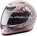 2014 de seguridad bluetooth único JIX casco de la cara llena del casco del motor JX-A101 nuevo diseño