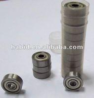 Ball Bearing Mini 4mm x 13mm x 5mm Deep Groove Ball Bearing 624ZZ