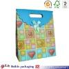 kraft paper t-shirt bags for shopping