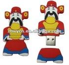 Hot sale!!! cartoon 2. 0 usb flash memory,cartoon animal usb flash,cartoon usb for gift