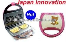 Cut baby love waffle maker,cake maker,mikey cake machine