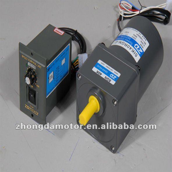 40w Speed Control Motor View Speed Control Motor Zd