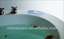 Digital controller for bathtub