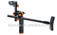 Aputure Professional Camera Stabilizer, DSLR Rig, Film Camcorder Support