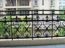 anping galvnaized europe type garden fence