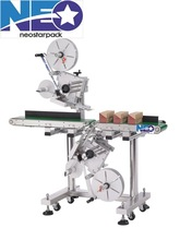 Automatic Top and Bottom Labeler