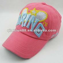 2013 custom fashion sports hat