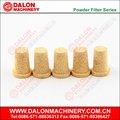 Sinterizado filtro de aceite, Bronce del filtro de aceite