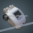 Ultrasonic Cavitation RF skin tightening and fat removal machine
