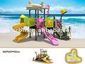 crianças exterior parque infantil ao ar livre plástico playset bh4001