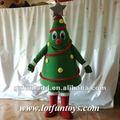 El árbol de navidad carácter/mascota/traje de los animales.