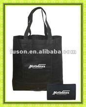 non-woven folding shopper bag