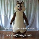 Squirrel Character / Mascot / Animal Costume.