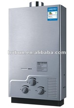gas water heater, forced exhaust outside keep indoor environmental protection