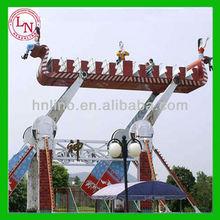 Entertainment equipment flying carpet used amusement park rides