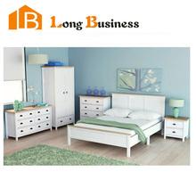LB-DD3003 Solid Wood Modern Bedroom Furniture
