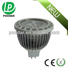 5W MR-16 LED gu5.3 base