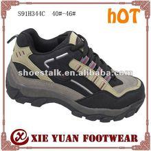 Rubber men climbing shoes 2012