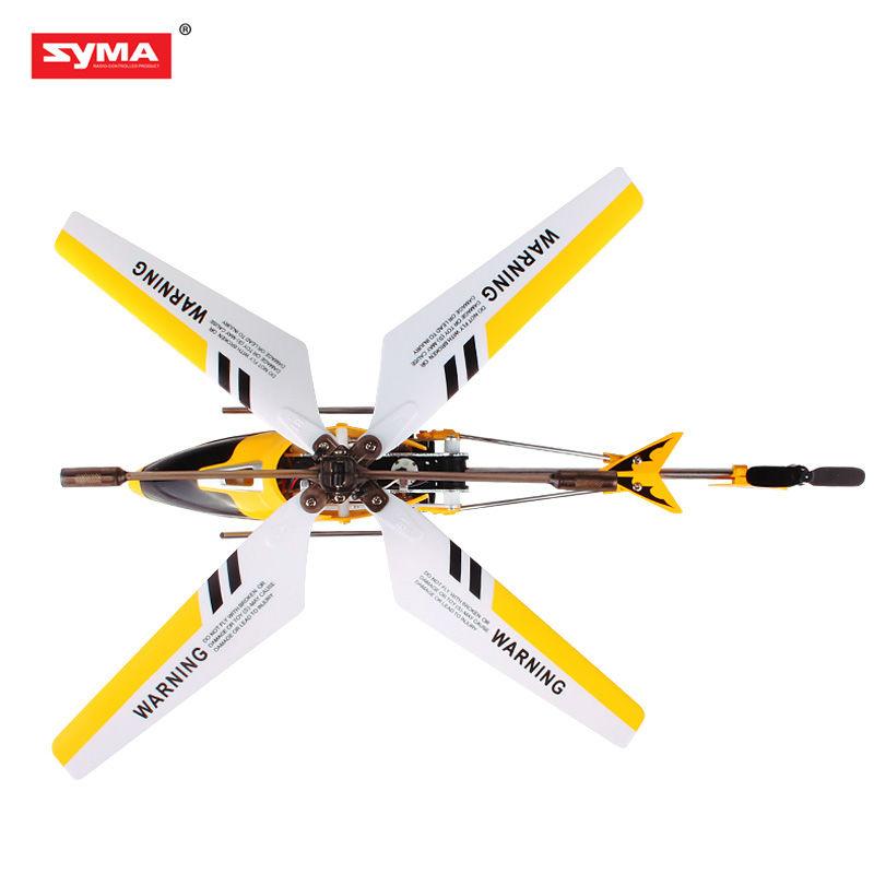 Syma s107g aeronaves para venda de sucata de avião& comerciante para voar modelo com giroscópio helicóptero