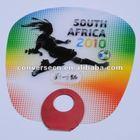 promotion advertising plastic fan
