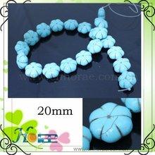 bracelet flower turquoise stone,flower shape