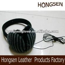 HSET246 knit cool earmuff headphones wireless